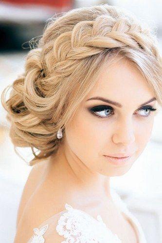 Brautfrisuren Halblange Haare Trend Site Basligi